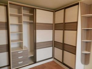 Сборка шкафов на дому