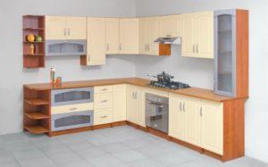 Как исправить геометрию кухонного гарнитура