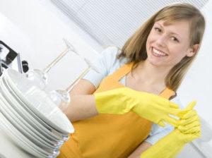 Мойка посуды на дому в Санкт-Петербурге