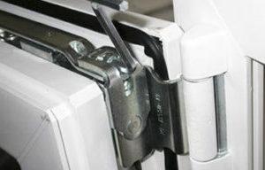 Регулировка прижима пластиковых окон