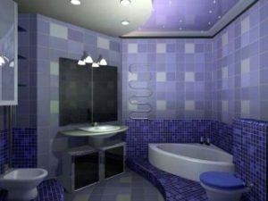 Монтаж ПВХ-панелей в ванной своими руками