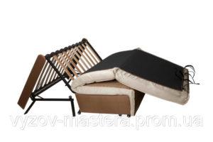 Как отремонтировать диван-кровать