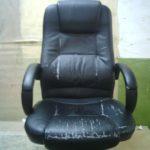 Как отремонтировать старое кресло