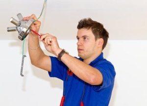 Установка и ремонт люстр в квартире и доме
